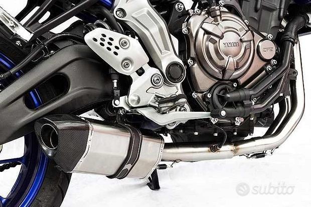 Projsix Titanium Roadsitalia Yamaha Tracer 700