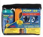 Kit compres.+Ripara pneumatici sigillante pump&go