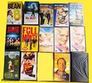 VHS lotto film 14 titoli genere commedia divertent