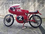 Moto Morini cc 125 da competizione pezzo unico