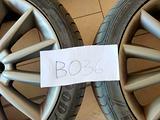 B036 - pneumatici 205/45 r17 + cerchi punto