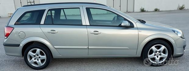 Opel astra 1.7 diesel-tagliandata- consumi ridotti