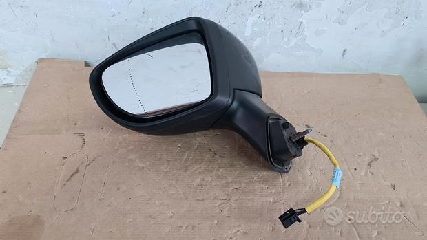 S980 specchio sx renault captur 2013 2016
