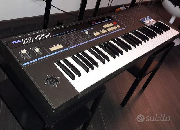 Synth Korg DW 6000