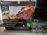 XBOX ONE X 1 TB 4K + giochi e pass