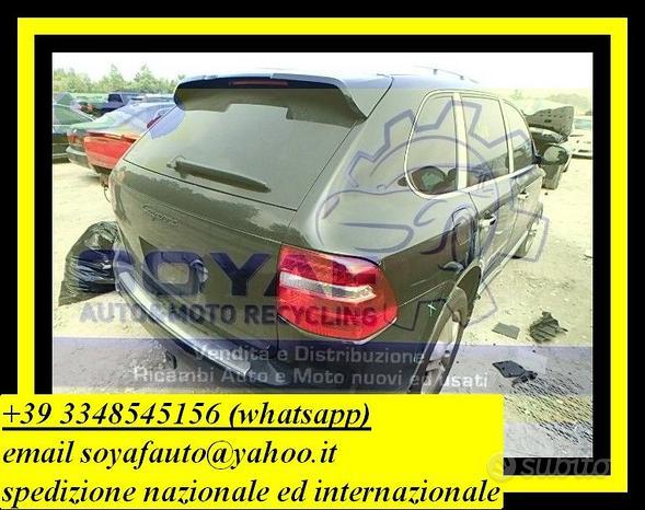 Ricambi porsche cayenne 2serie 2007-2013