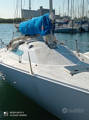 Barca a vela Stag 29