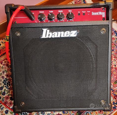 Amplificatore combo per basso elettrico ibanez