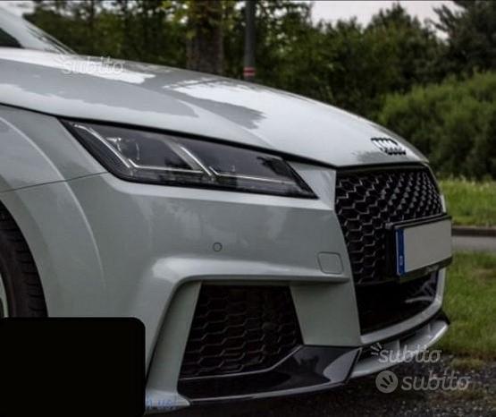 Audi TT 8S Cabrio/Coupe 14- Paraurti Anteriore RS