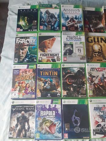 Videogiochi Xbox 360 (Parte 4)