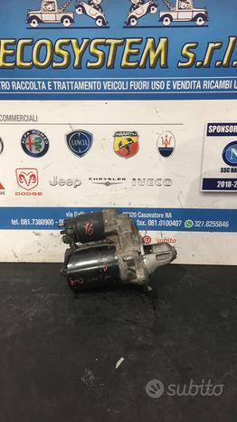 MOTORINO D' AVVIAMENTO MINI Cooper S 1600 benzina