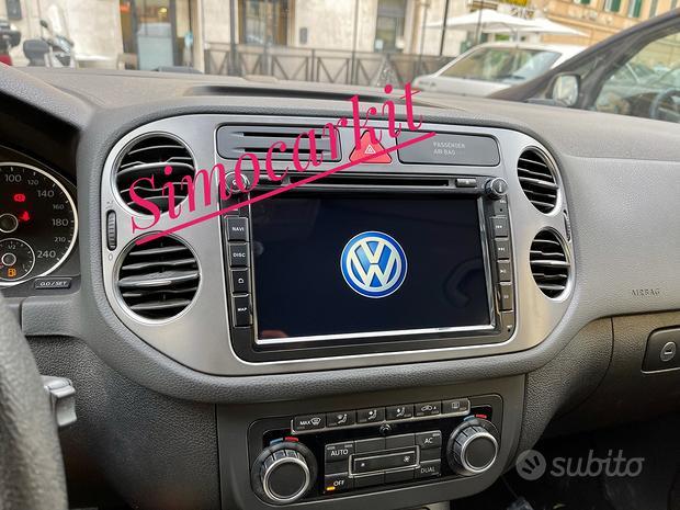 Autoradio Navigatore Android 10 Per Volkswagen