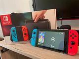 Nintendo Switch + 50 Giochi Minecraft Mario Crash