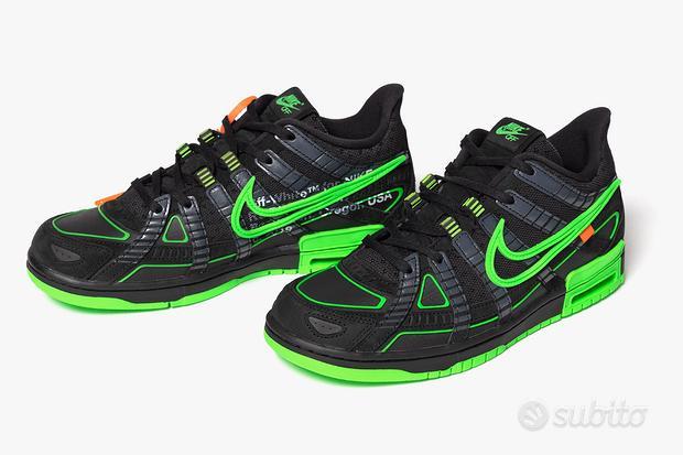 Nike Rubber x Off White ( taglia 45.5 )