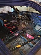 Honda Civic Turbo roll-bar