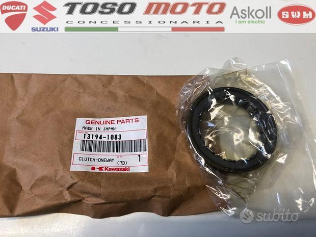 Kawasaki ricambio cod. 13194-1083 ruotalibera