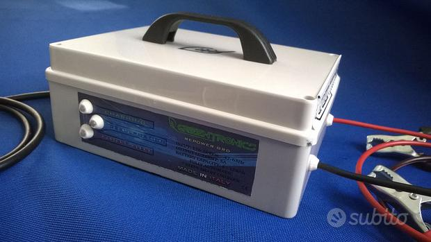 Rigeneratore batterie auto prezzo eur. 88