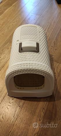 Lettiera Toilette per gatti
