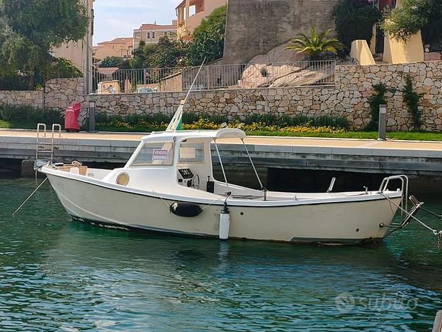 Pilotina CalaFuria 7 Fisherman 165cv Diesel