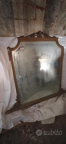 Specchio + mobili vintage