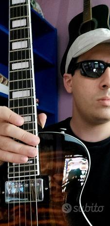 Lezioni di chitarra elettrica ed acustica