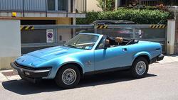 Triumph TR7 Spider - 1981