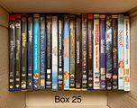 (Box 25 - 26) film dvd ex-noleggio