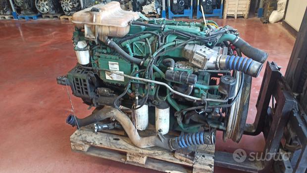 Motore Volvo FL6 , tipo D6B