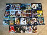 Videogiochi per varie console (vedi tutte le foto)
