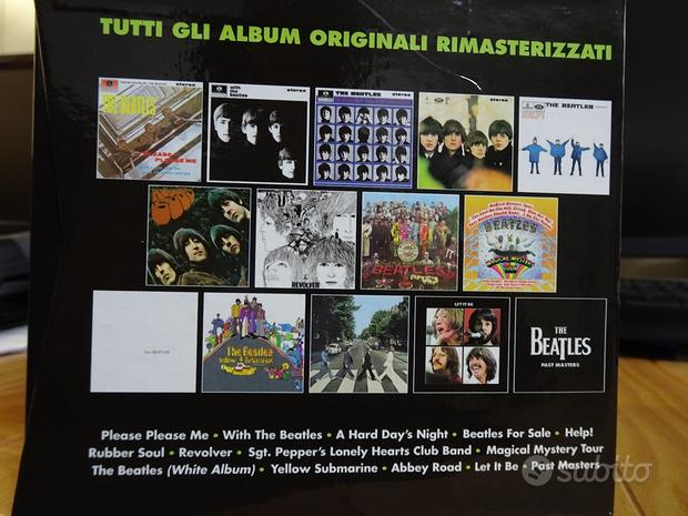Cd dvd The Beatles collezione collection