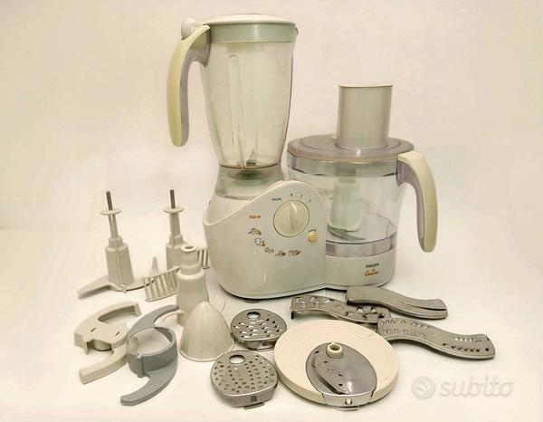 Robot cucina multiuso Philips con frullatore