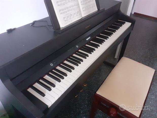 Tastiera pesata Roland HP 702 + sgabello