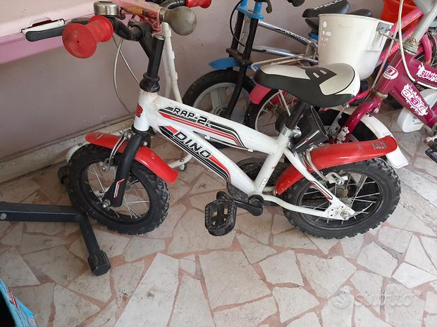 Biciclette x bambino e bambina