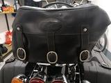 Borse in pelle Moto Guzzi originali