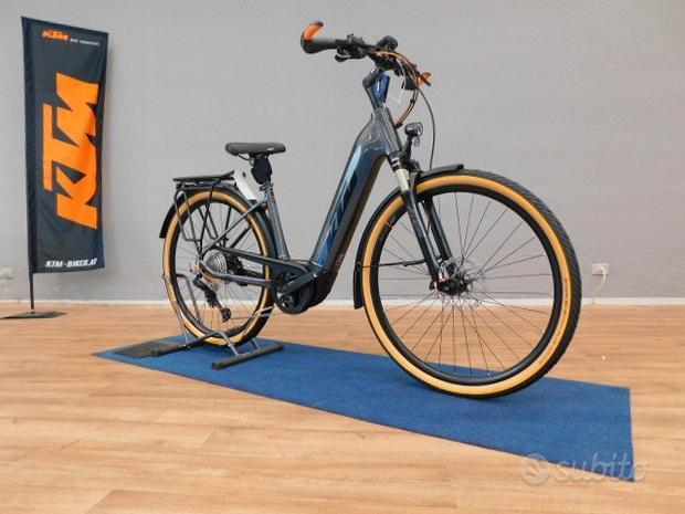 EBIKE E CITY KTM STYLE 620 Biciclette Elettriche