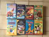 VHS varie