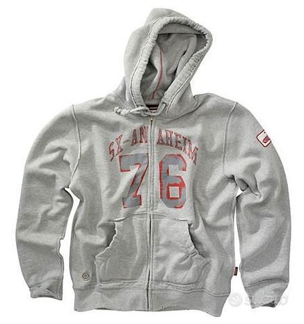 Anaheim hooded sweatjacket
