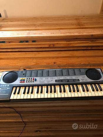 Pianola semi-professionale
