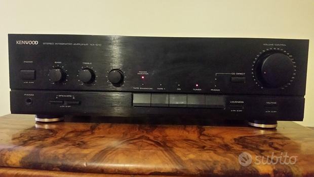 Kenwood KA1010 amplificatore stereo anni'90