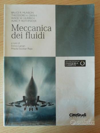 Libro di Meccanica dei Fluidi UniPd