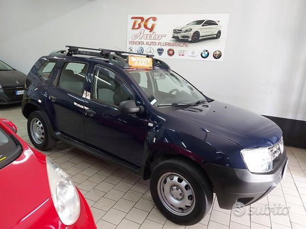 Dacia duster 1.6 gpl unico prop(gancio traiono)