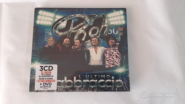 Pooh 50 - L'Ultimo Abbraccio (3 CD + 1 DVD)