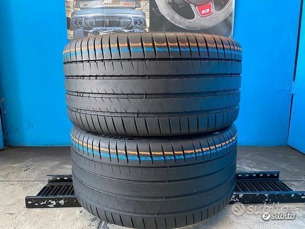 2 Gomme 315/30 R22 - 107Y Michelin al85% res. 2019