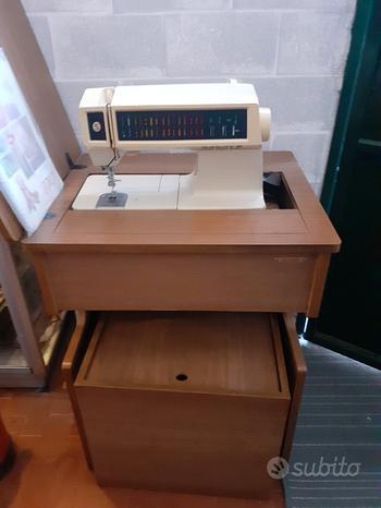 Singer macchina da cucire con mobiletto
