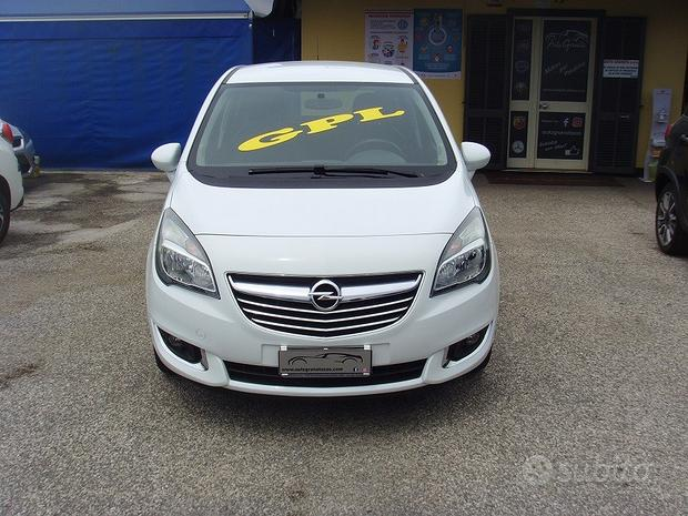 Opel Meriva 1.4 TURBO 120cv GPL TECH COSMO