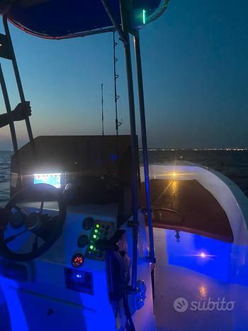 Barca open 650