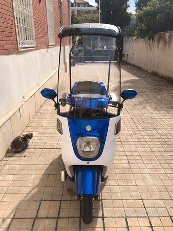 Triciclo elettrico COLIBRÌ