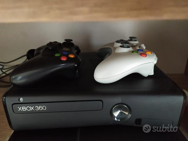 XBOX 360 2 joipad + giochi