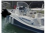 Open Fisherman Americano-Quicksilver 800 Commander