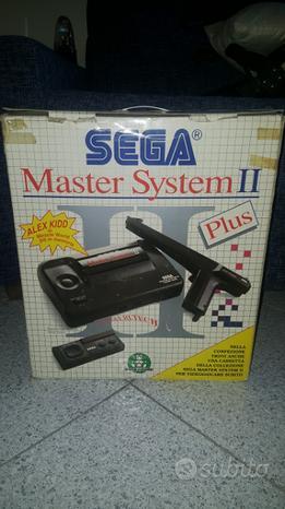 Sega master system 2 plus